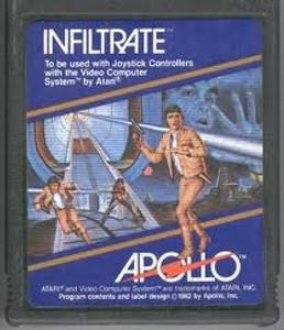 Infiltrate - Atari 2600 Game