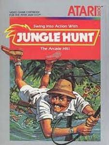 Jungle Hunt - Atari 2600 Game