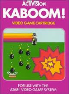 Kaboom - Atari 2600 Game