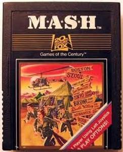 MASH (M.A.S.H.) - Atari 2600 Game