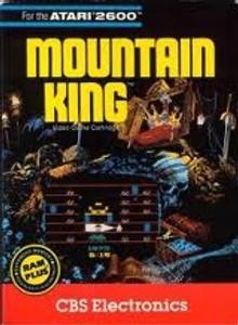 Mountain King - Atari 2600 Game