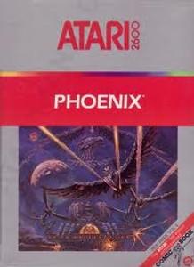 Phoenix - Atari 2600 Game