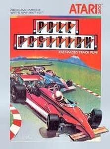 Pole Position - Atari 2600 Game
