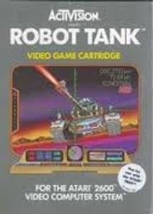 Robot Tank - Atari 2600 Game