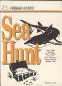 Sea Hunt - Atari 2600 Game