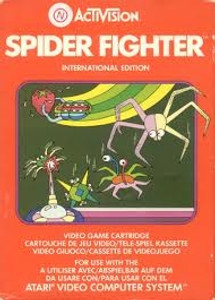 Spider Fighter - Atari 2600 Game