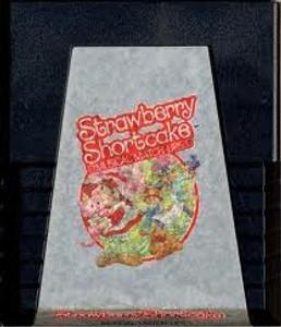Strawberry Shortcake Musical Match-Ups - Atari 2600 Game