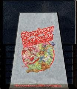 Strawberry Shortcake Musical Match-Ups - Atari 2600 Game