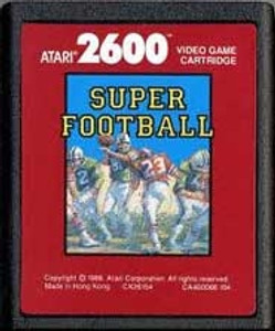 Super Football - Atari 2600 Game