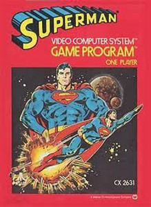 Superman - Atari 2600 Game