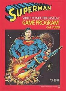 Superman - Atari 2600 Game