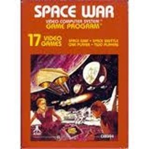 Space War - Atari 2600 Game