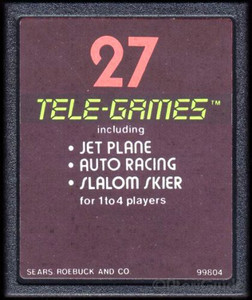 Tank-Plus - Atari 2600 Game
