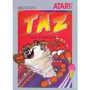 Taz- Atari 2600 Game