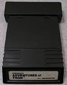 Adventures of Tron - Atari 2600 Game