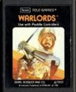 Warlords- Atari 2600 Game