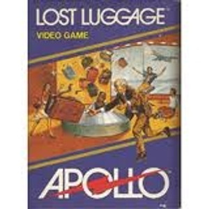 Lost Luggage - Atari 2600 Game