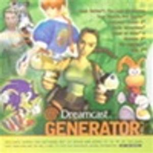 Generator Vol. 2  - Dreamcast Game