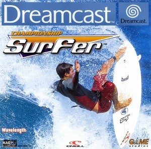 Championship Surfer  - Dreamcast Game