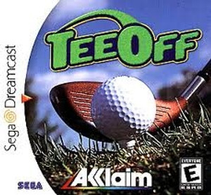 Tee Off Golf - Dreamcast Game