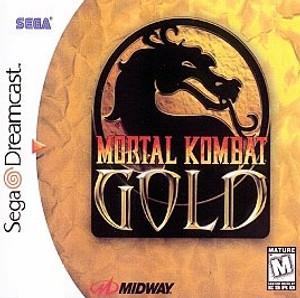 Mortal Kombat Gold  - Dreamcast Game