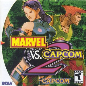 Marvel Vs. Capcom 2 - Dreamcast