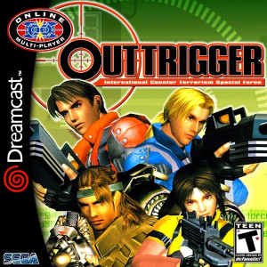 Outtrigger - Dreamcast Game