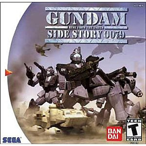 Gundam Side Story 0079 - Dreamcast Game