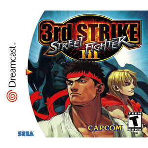 Street Fighter III 3rd Strike - Dreamcast Game