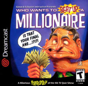 Who Wants To Beat Up A Millionaire  - Dreamcast Game