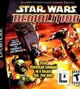 Star Wars Demolition  - Dreamcast Game