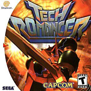 Tech Romancer - Dreamcast Game