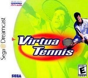 Virtua Tennis - Dreamcast Game