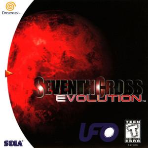 Seventh Cross Evolution - Dreamcast Game