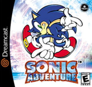 Sonic Adventure - Dreamcast Game