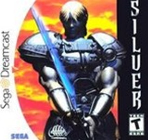 Silver  - Dreamcast Game