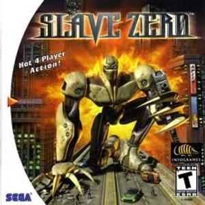 Slave Zero - Dreamcast Game