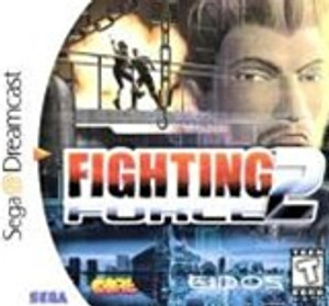 Fighting Force 2 - Dreamcast Game