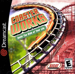 Coaster Works - Dreamcast Game