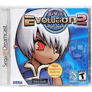 Evolution 2 Far Off Promise Video Game For Sega Genesis