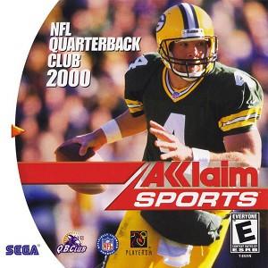 NFL Quarterback Club 2000 - Dreamcast Game