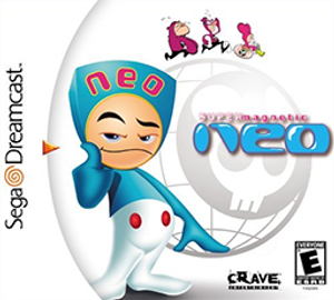 Super Magnetic Neo - Dreamcast Game