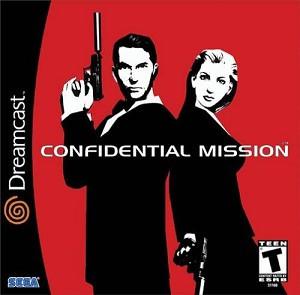 Confidential Mission - Dreamcast Game