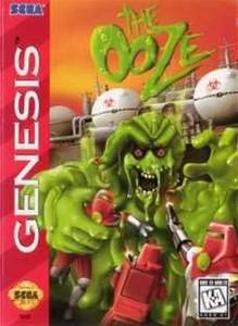 Ooze - Genesis Game