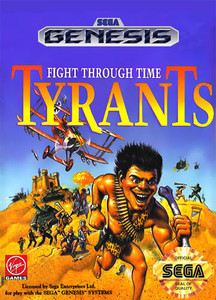 Tyrants Fight Through Time - Genesis Game