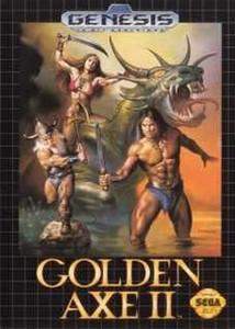 Golden Axe II - Genesis Game