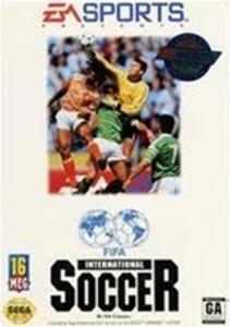 FIFA International Soccer - Genesis Game