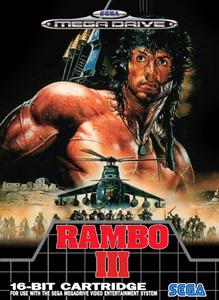 Rambo III - Genesis Game