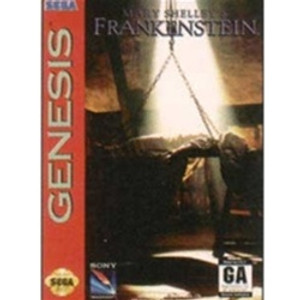 Mary Shelley's Frankenstein - Genesis Game