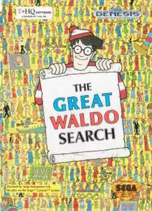 Great Waldo Search, The - Genesis Game